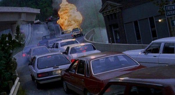 Dante's Peak, Hollywood Earth Disaster Film on Volcano