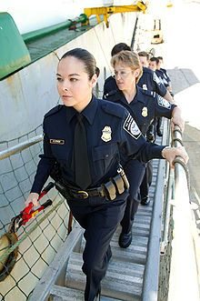 American Women Police Officers | Law enforcement in the United States - Wikipedia, the free ...