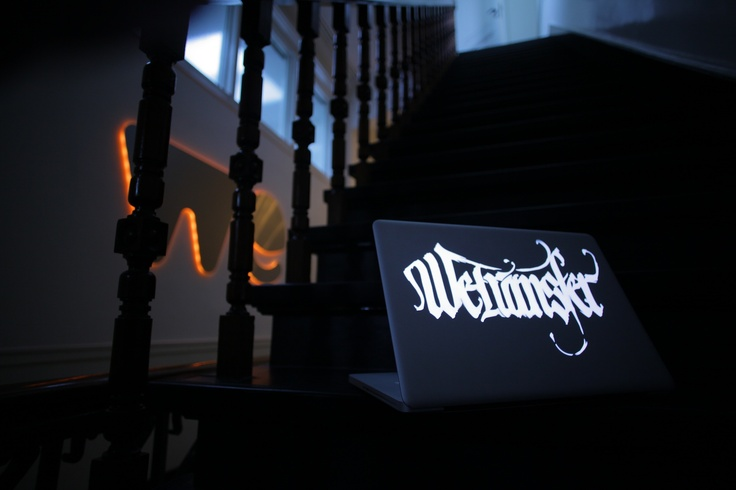Buried deep within the secret lair of WeTransfer, a laptop lays wide awake. It can't sleep as everyone who passes by, stops for a second to caress its Uncover. Whattaya gonna do?