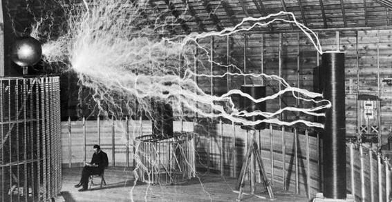 The Day Nikola Tesla Sold A Death Ray To Pay His Debts