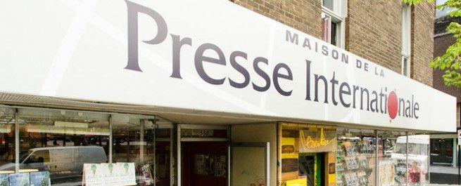 Maison de la Presse Internationale - Pour le journal du dimanche matin... et pourquoi pas tous les matins!