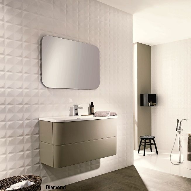 Bathroom Wall Texture Ideas: 17 Best Bathrooms: Classic White Tiles Images On Pinterest