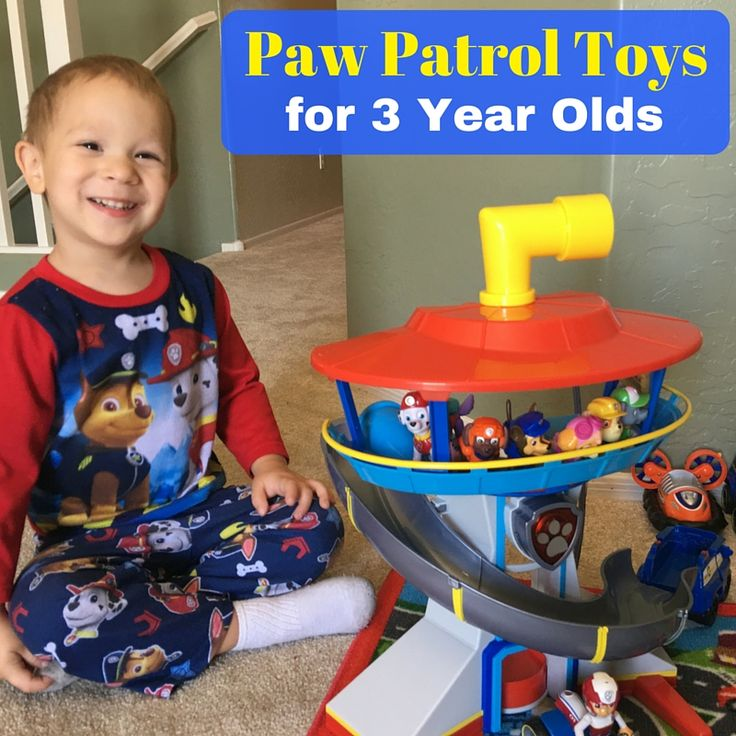 We know the absolute best Paw Patrol toys for a 3 year old because we own practically all of them personally. Check out our top list of Paw Patrol toys!