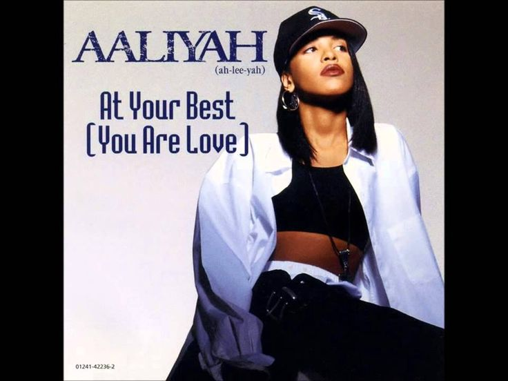 Aaliyah - At Your Best (You Are Love) (Stepper's Ball Remix) (1994)