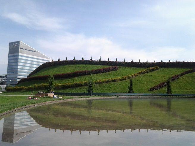 Milano e nuove aree verdi: il Parco del Portello