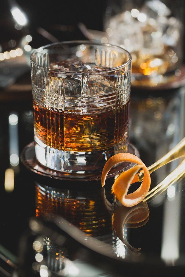 Zacapa Rum Signature Old Fashioned