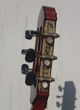 Konzertgitarre Albert&Müller Fusion (Modell Nassler&Schneider) in Niedersachsen - Oldenburg | Musikinstrumente und Zubehör gebraucht kaufen | eBay Kleinanzeigen