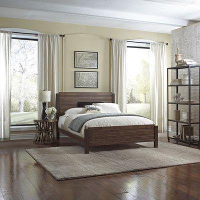 Laurel Foundry Modern Farmhouse Artemps Panel Bed Size: