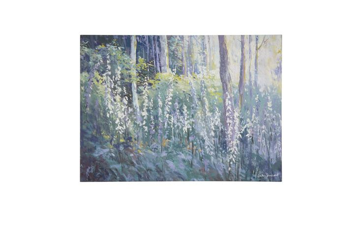 Bluebell Woods Canvas at Laura Ashley