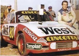 1977 - Juan María Traverso Ford