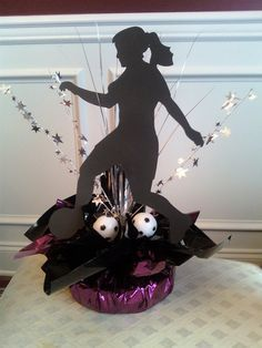 soccer centrepieces - Google Search