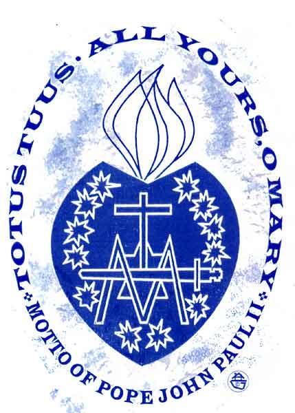 Catholic Mary Symbols