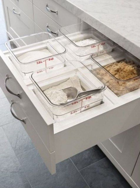 55 Smart Kitchen Organization Ideas You Should Try - EcstasyCoffee