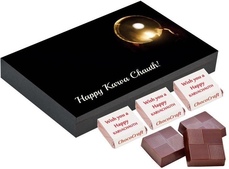 Karvachauth gift   chocolate gift ideas