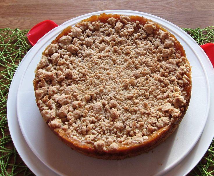 Rezept Turbo Apfelkuchen mit Pudding & Zimtstreusel! Der BESTE! von Thermiespatz76 - Rezept der Kategorie Backen süß