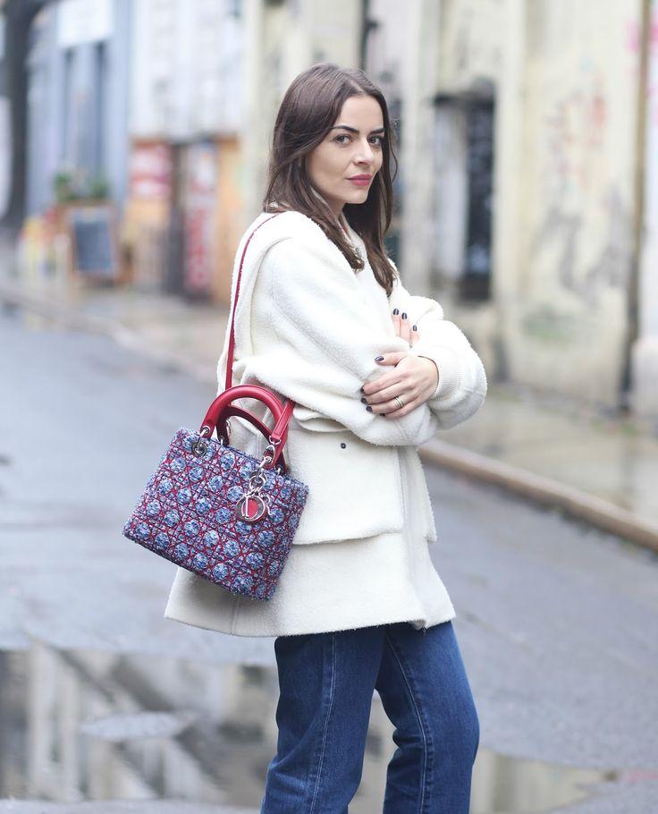 AGNESA ADAMCZAK: The story of Lady Dior bag