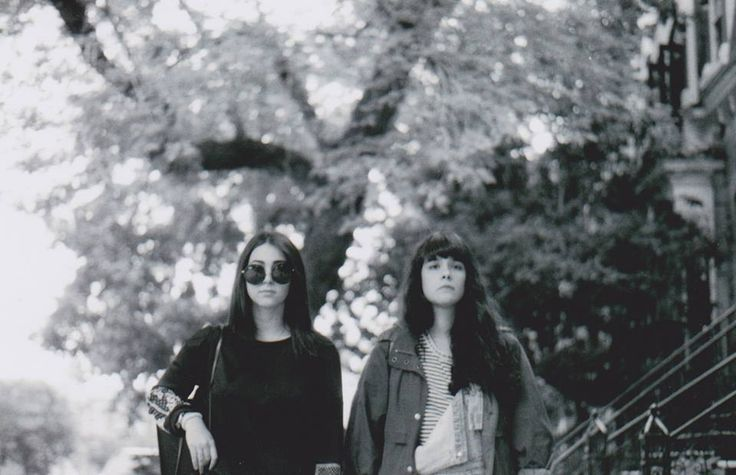 Who Are These Girls: Milk & Bone