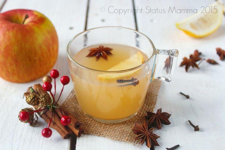 Bevanda semplice e confortante perfetta per tutta la famiglia alla frutta ricetta facile