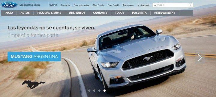 Ford Argentina ya acepta interesados en el nuevo Mustang