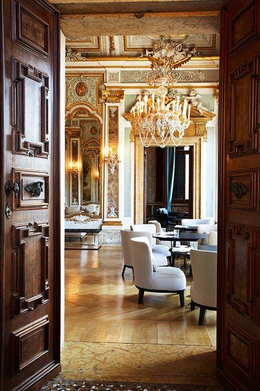 Palazzo Papadopoli Aman Venice via Palazzo Papadopoli, Perhaps the Most Beautiful Hotel in the World