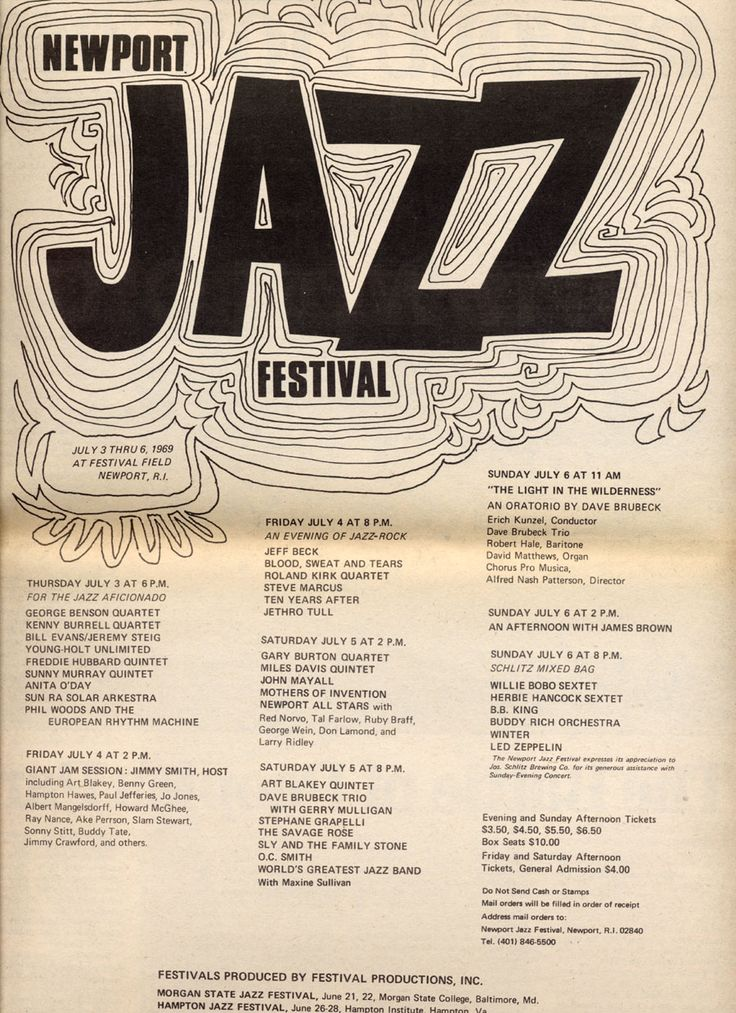 1000+ ideas about Newport Jazz Festival on Pinterest ...