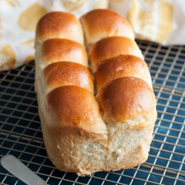 Easy Milk Bread. This Easy Milk Bread is soft and slightly ...