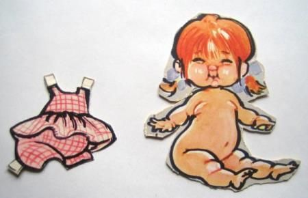 Christel siddende baby