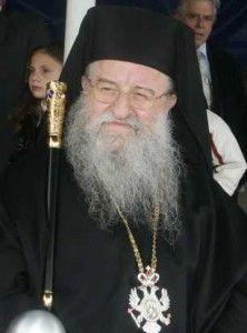 Mitropolitul Antim al Tesalonicului: Imigrația necontrolată amenință însăși existența Greciei