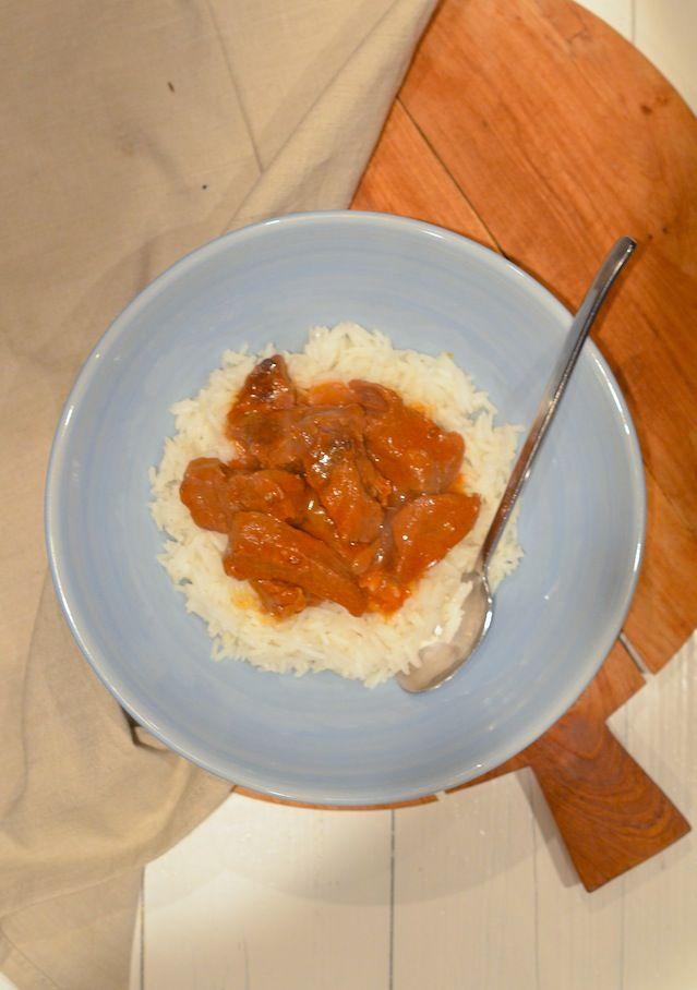 Een lekker recept voor klassieke Hongaarse goulash met rund.