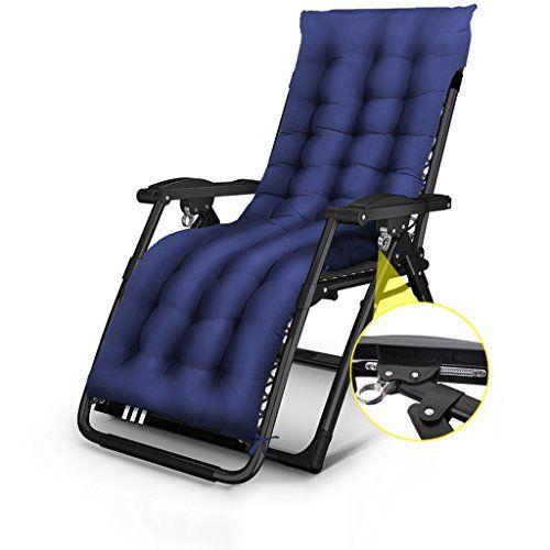 73c03d5b8f00 Folding Chair Summer Siesta Lounge Chair Office Portable Beach Chair  Leisure Chair Pregnant Women Chair Napping Chair (Color : 14)