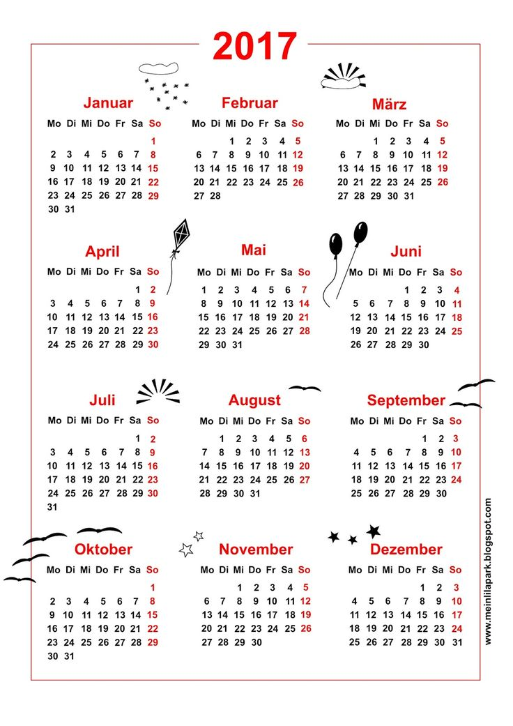 307 Best Free Printable 2018 Calendars + 2017 Calendars Images On