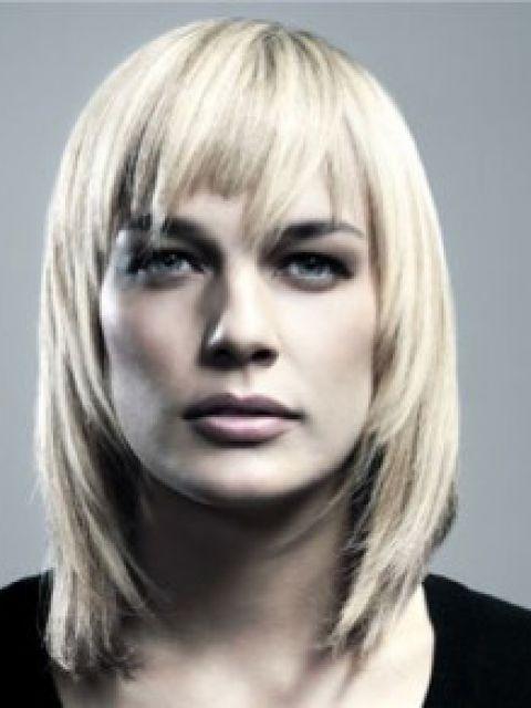20 besten haarschnitte damen mittellang bilder auf pinterest
