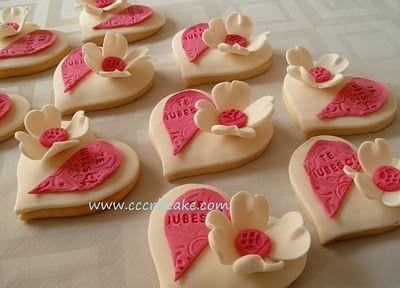 Torturi artistice: Sweet love