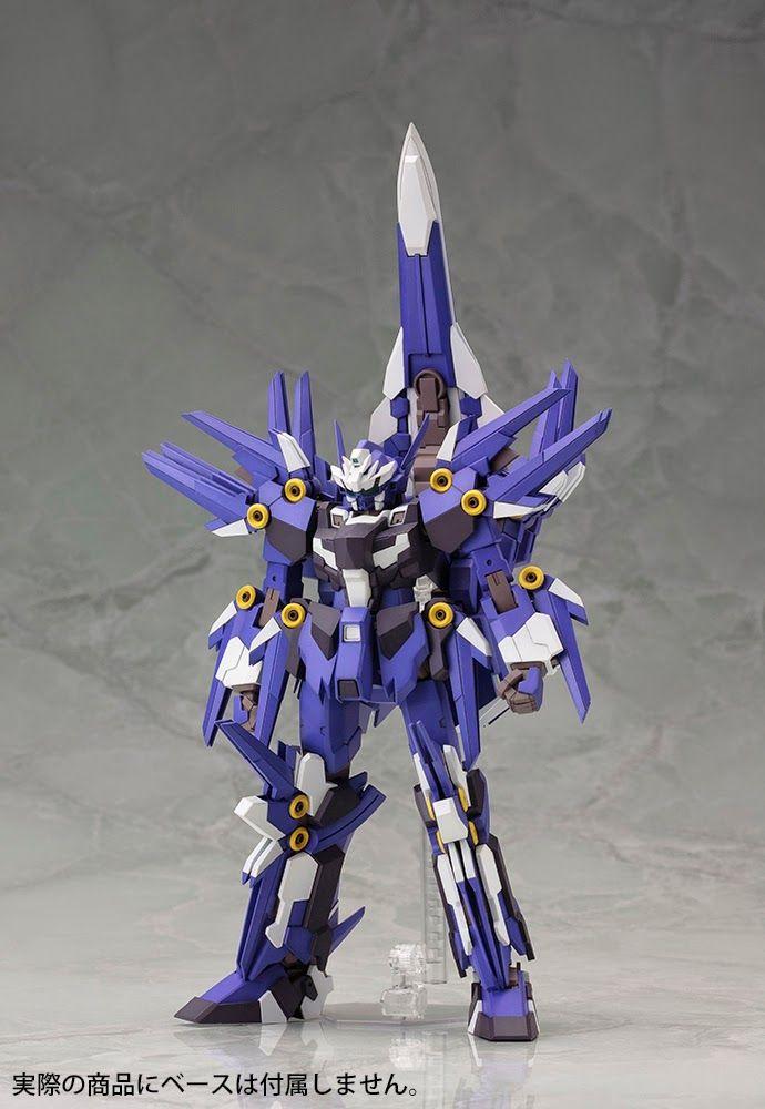 MECHA GUY: Kotobukiya: 1/144 Super Robot War OG Original Generations EX-Exbein - New Images & Release Info