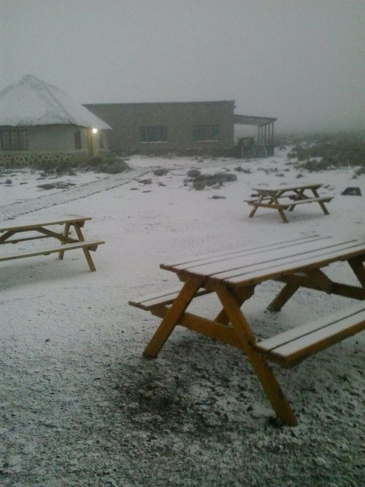 Snow across SA - July 24 from Traveller24_SA on Twitter