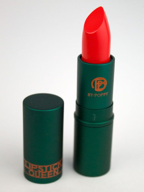 Lipstick Queen Jungle Queen 1 Theyre calling it a fiercely flattering coral for all complexions. Heres how it measures up!