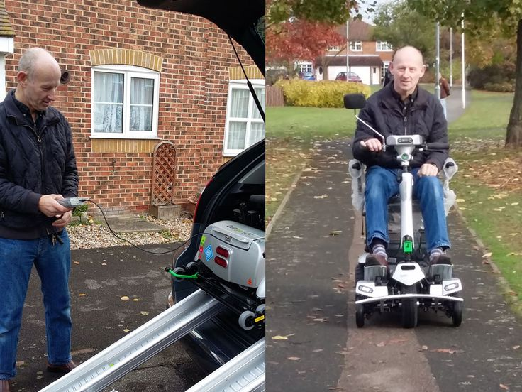 Mr Barker loves the ease of use of his Flyte mobility scooter find the model that suits you here http://contact.quingoscooters.com/social-mobility-scooters