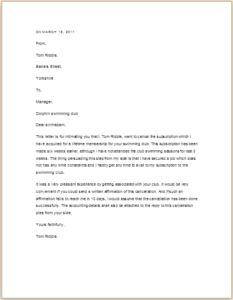 Cancellation Letter DOWNLOAD at http://www.templateinn.com/40-official-letter-templates-for-everyone/