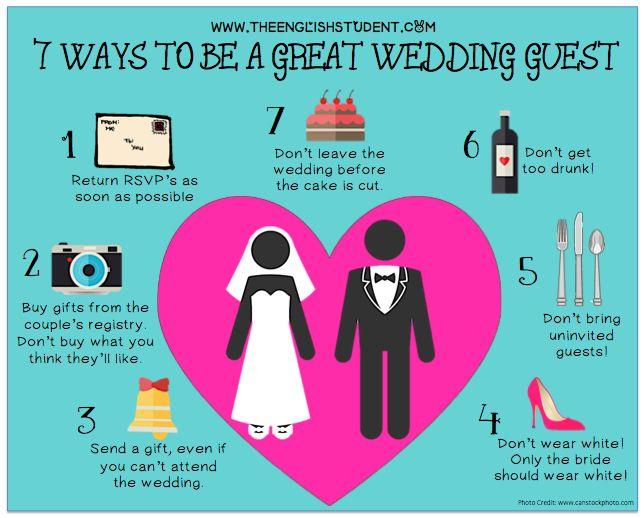 ESL, ESL teaching ideas, ESL culture, weddings, wedding ...