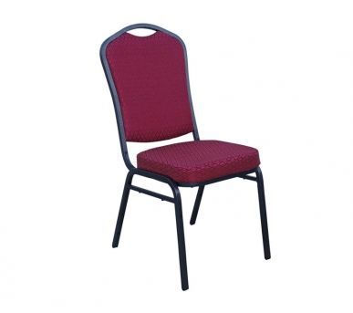 FIESTA: The Fiesta chair is perfect for any occasion. With its firm but comfortable high grade moulded foam, the Fiesta dining chair is perfect for of your banquet seating needs.