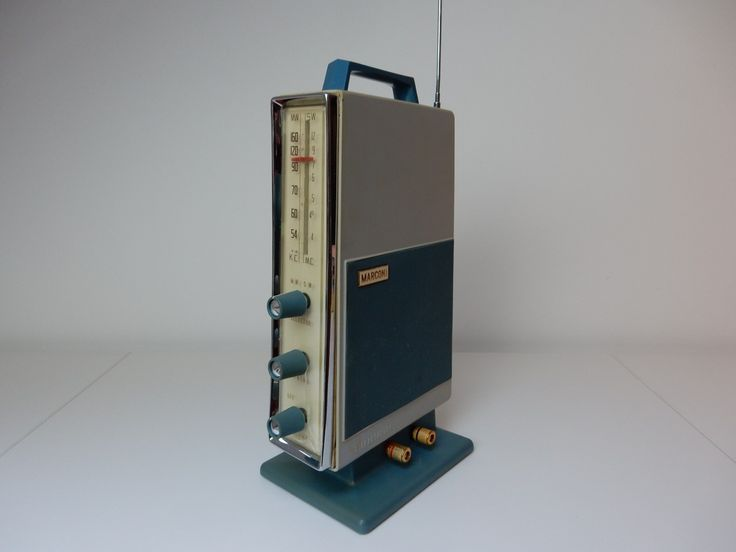 Vintage Marconi radio now a digital music player for sale by Retro Audiophile Designs. Stream away...