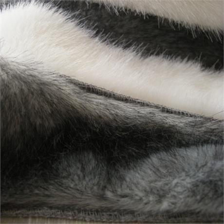 Fake Fur Trim 7.5cm Image 1