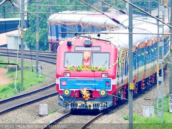 India's fastest train Gatimaan Express to debut on Tuesday - The Economic Times