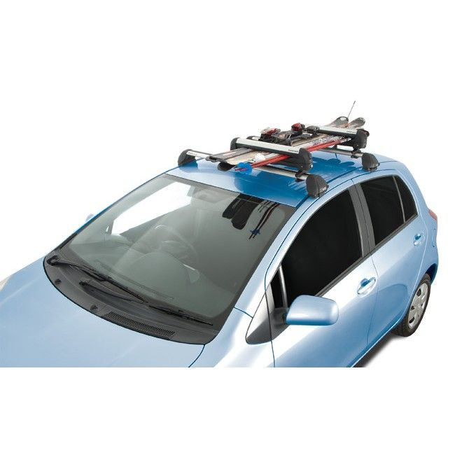 Rhino SKI ARM 4 PR WITH UNIVERSAL FK - Roof Rack Superstore