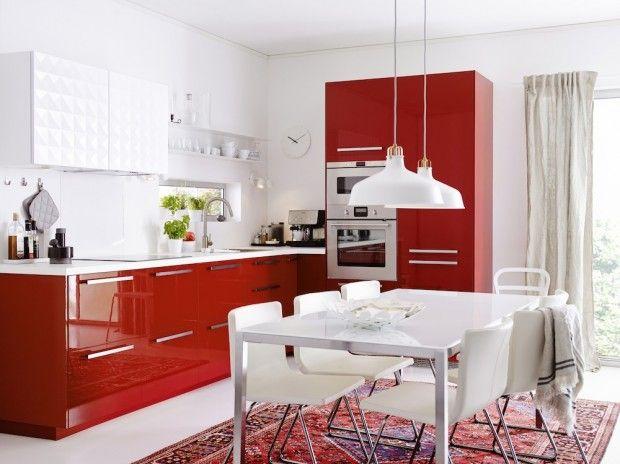 Cuisine Design Italienne : Cuisine Ikea Metod, le nouveau système de cuisine Ikea