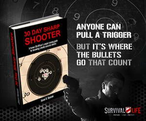 30 Day SharpShooter Can you IMAGINE getting firearms training straight from the CIA?  Former CIA officer breaks his silence and reveals the secret to becoming a deadly accurate shooter!  The 30 Day Sharp Shooter book by Jason Hanson gives you a simple drill to do each day of the month. The drills you do Monday-Friday are dry-firing drills, which you can practice at home with a safe and empty weapon…
