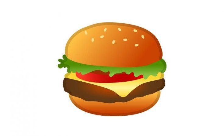 Google corrige emoji de hambúrguer do Android