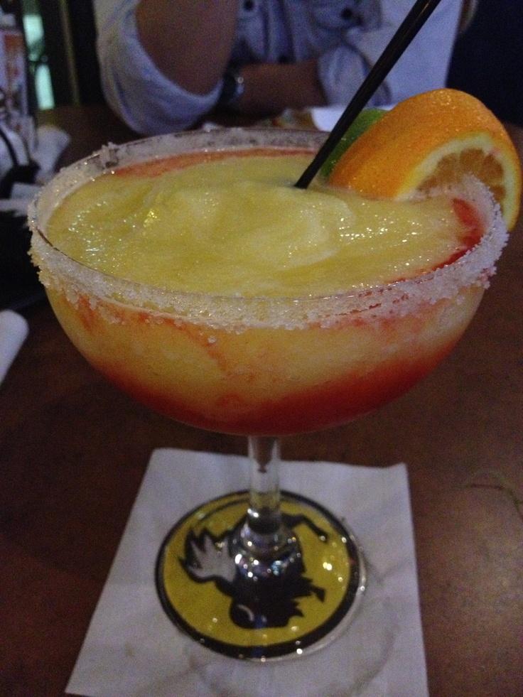 Twisted Margarita @ Buffalo Wild Wings. best drink!
