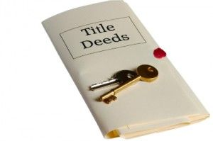 What is a quitclaim deed?