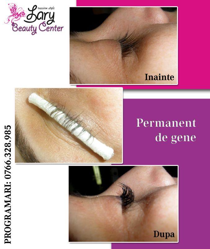 permanent de gene   http://www.larybeautycenter.ro/servicii/cosmetica
